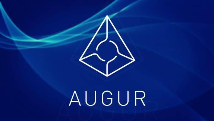Start von Augur V2