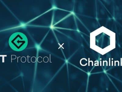 Das GET-Protokoll integriert Chainlink-VRF