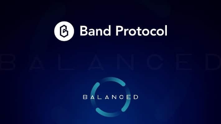 ICON es Balanced Partner mit Band Protocol