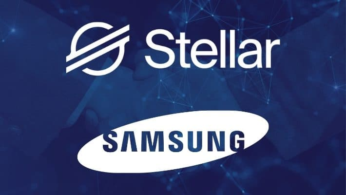 Stellar ist in die Samsung-Blockchain integriert