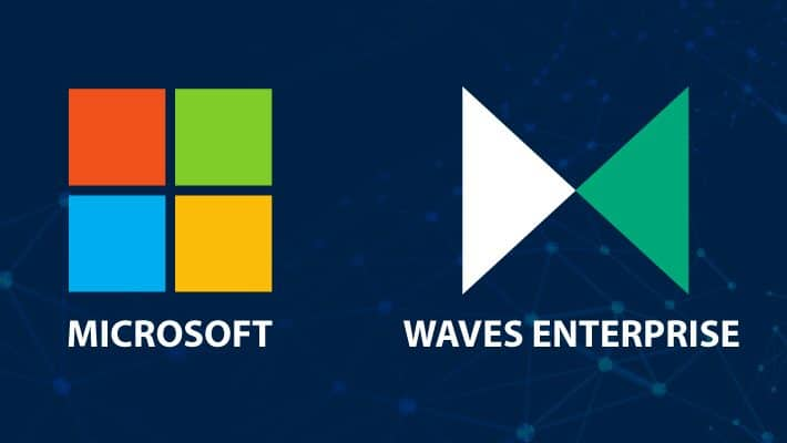 Waves Enterprise und Microsoft haben eine Partnerschaft angekündigt